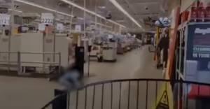Strage in Colorado, le immagini del supermercato