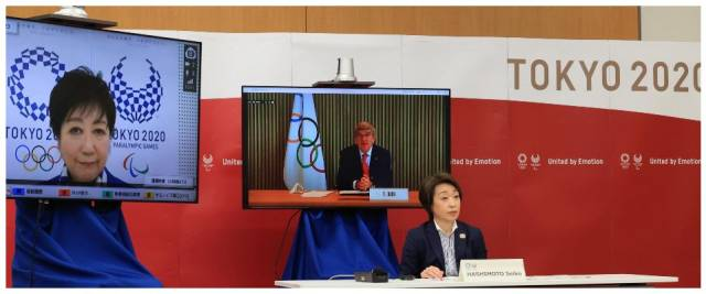 olimpiadi tokyo stranieri