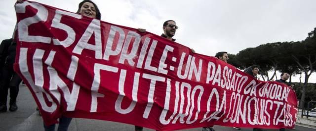 25 aprile marche dirigente