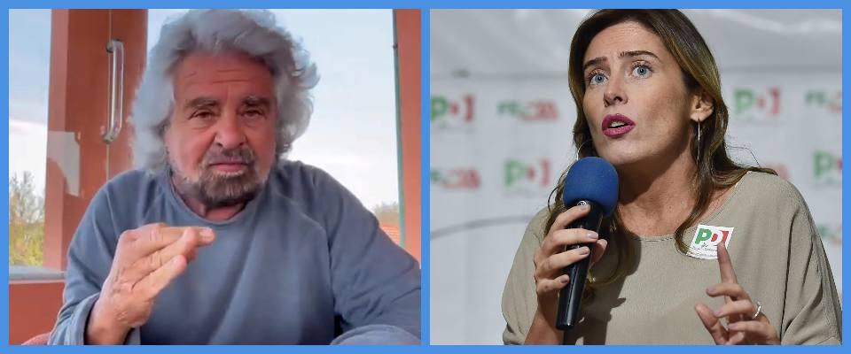 Boschi contro Grillo