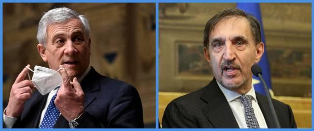 Tajani e La Russa su Bertolaso