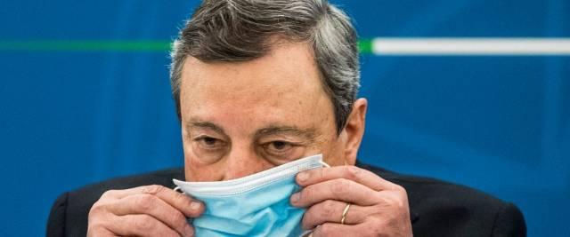 Coprifuoco Draghi