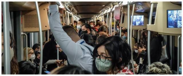 mascherine mezzi pubblici