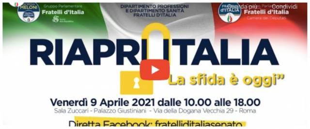 riapri italia