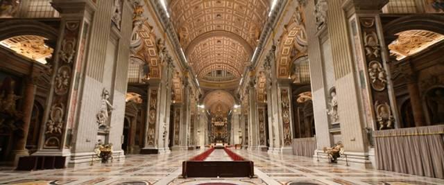 Messe a San Pietro