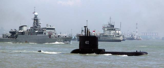 sottomarino affondato