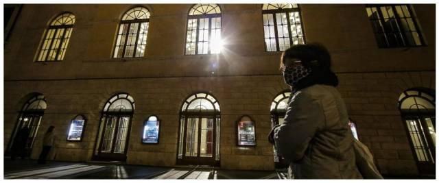 teatro roma ANSA