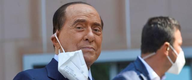 Berlusconi predellino