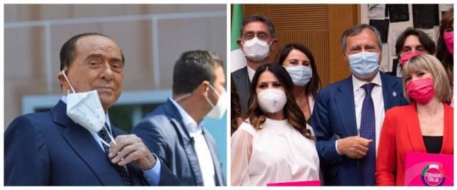 Berlusconi Coraggio Italia