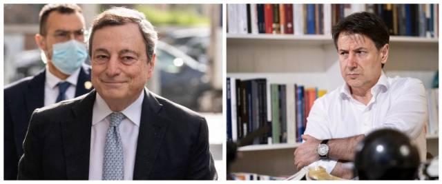 Servizi Conte Draghi