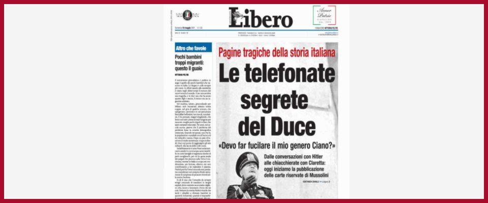 Libero Mussolini