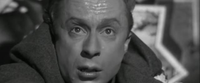 Norman Lloyd e Hitchcock
