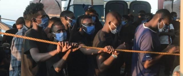 Rampelli migranti scafisti