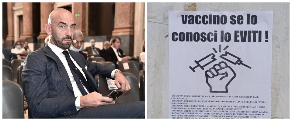 bassetti no vax