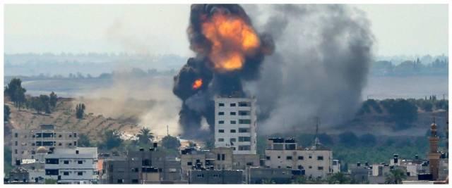 cessate il fuoco israele