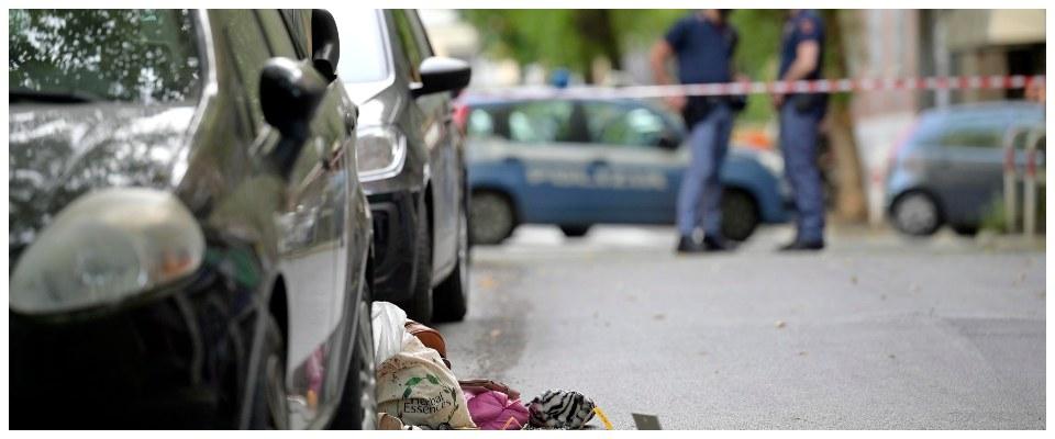 donna uccisa roma