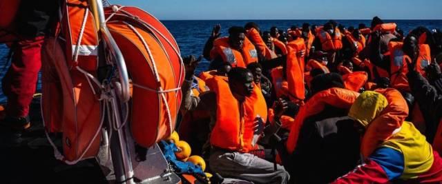 migranti Draghi
