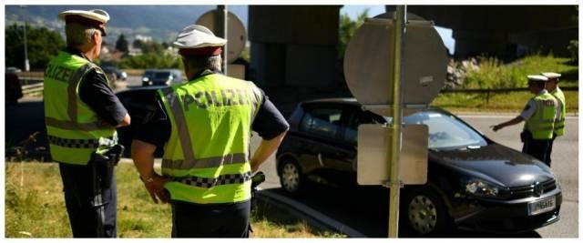 polizia austriaca