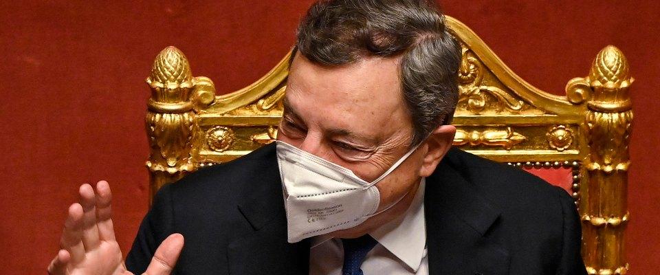 Draghi ddl Zan Pd