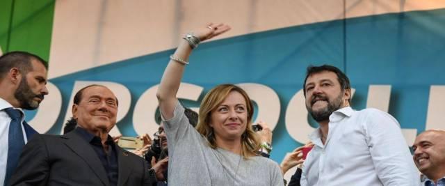 Salvini nuovo Pdl