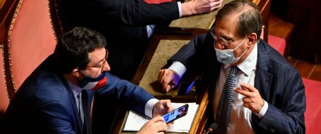 Sindaco Milano La Russa Salvini