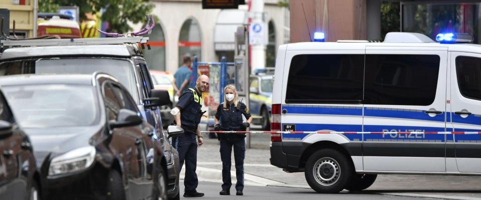 Germania attentatore somalo