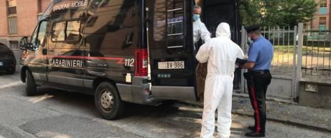 bimbo morto a Ferrara