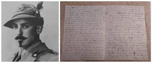 Alpino disperso al fronte, in Russia: la lettera scritta la notte di Natale del '43 consegnata alla nipote
