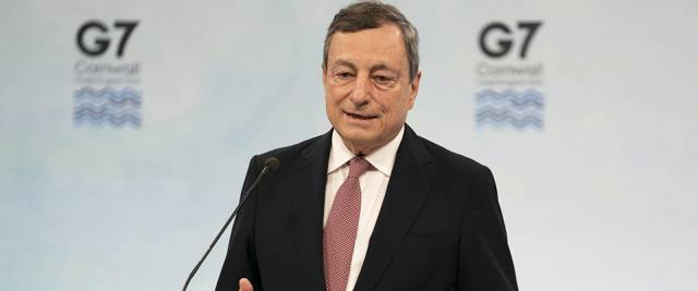stato di emergenza, Draghi frena