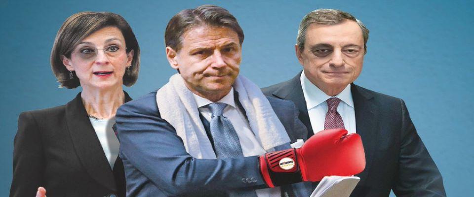 Conte Draghi Il Fatto