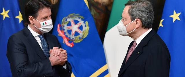 Conte Draghi Rdc