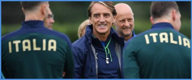 Euro 2020 Mancini