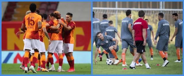 Galatasaray e Olympiakos