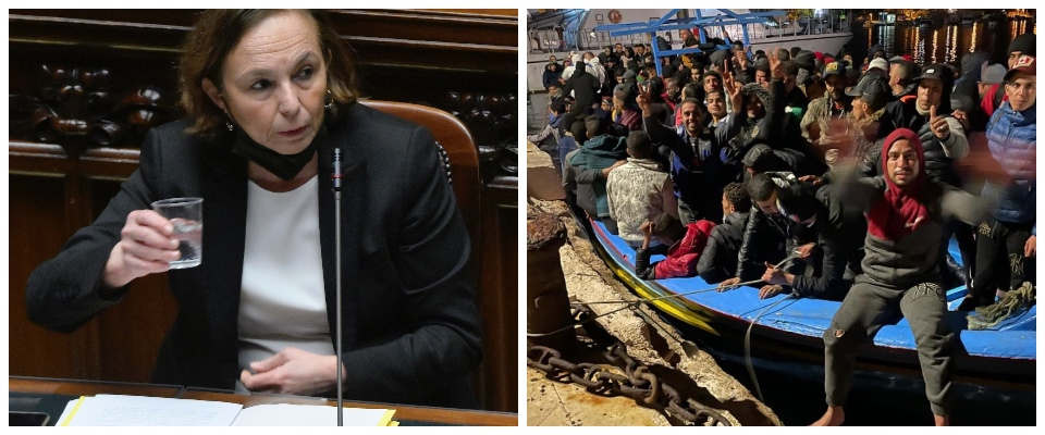 Lamorgese, sbarchi a Lampedusa