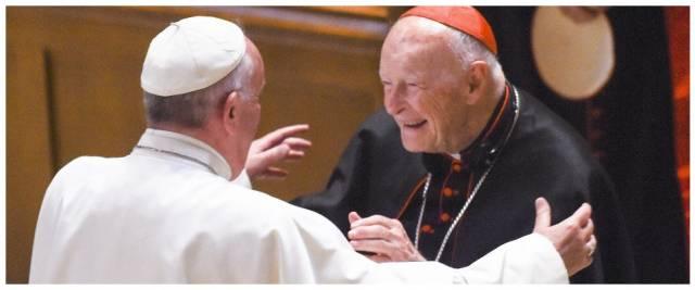 McCarrick e il papa