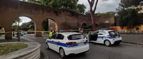 Roma Mura Aureliane
