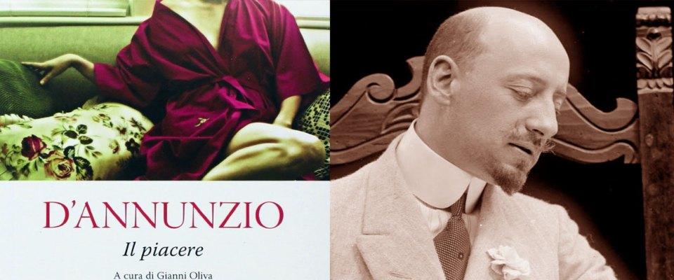 """""""Il Piacere"""" di d'Annunzio"""