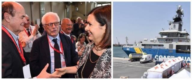 Bersani, Boldrini
