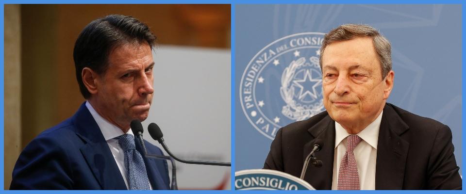 incontro Conte Draghi