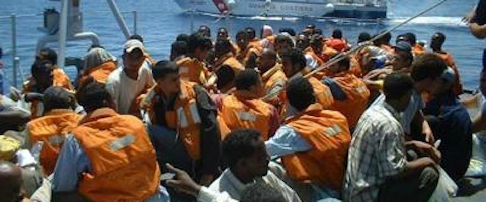 Lampedusa Meloni