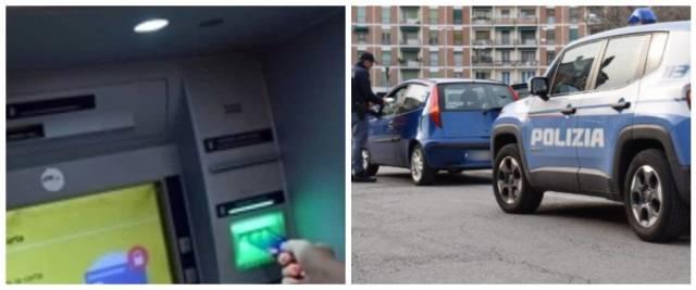 Postamat impazzito a Treviso: famiglie rom in coda prelevano diecimila euro, 20 indagati