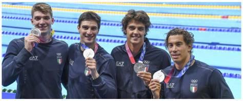 olimpiadi nuoto