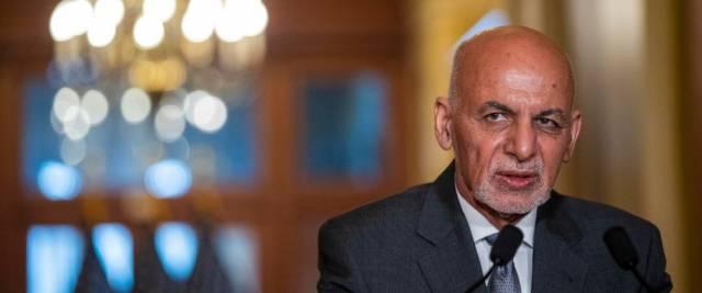 Afghanistan, Ghani
