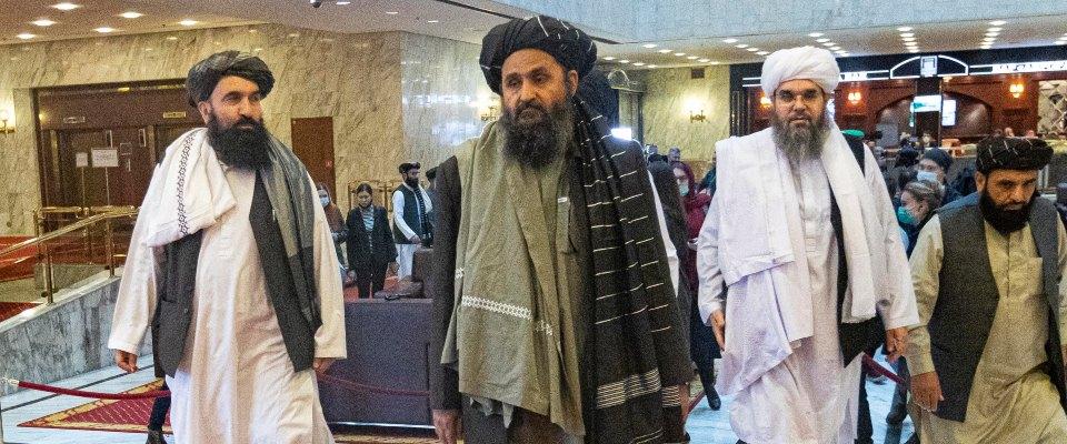 i nuovi talebani
