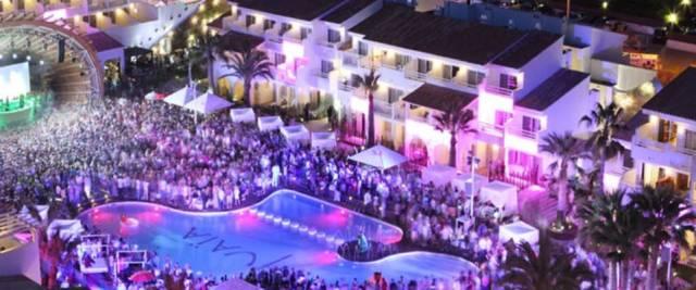 Spie a Ibiza