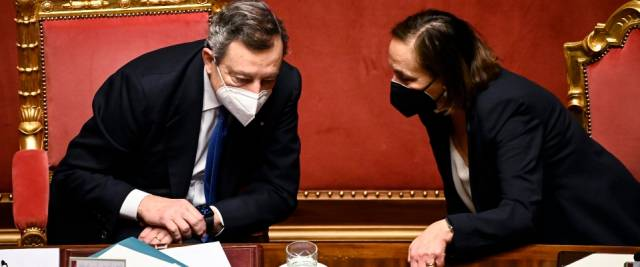 Lamorgese Draghi