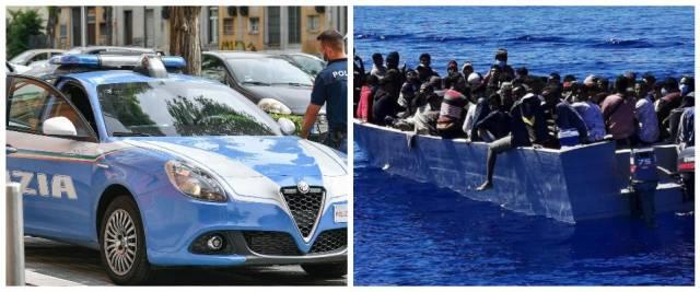 Lampedusa stupratore