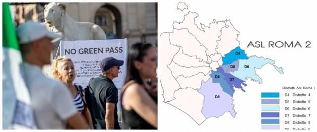Lazio green pass