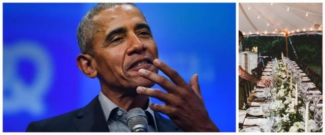Obama negazionista
