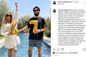 Bigiarelli su Instagram